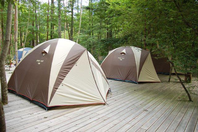 キャンプでプチ贅沢な時間を!持っていくと役に立つグッズ